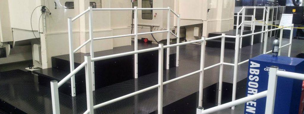 Gantry and Work Platforms