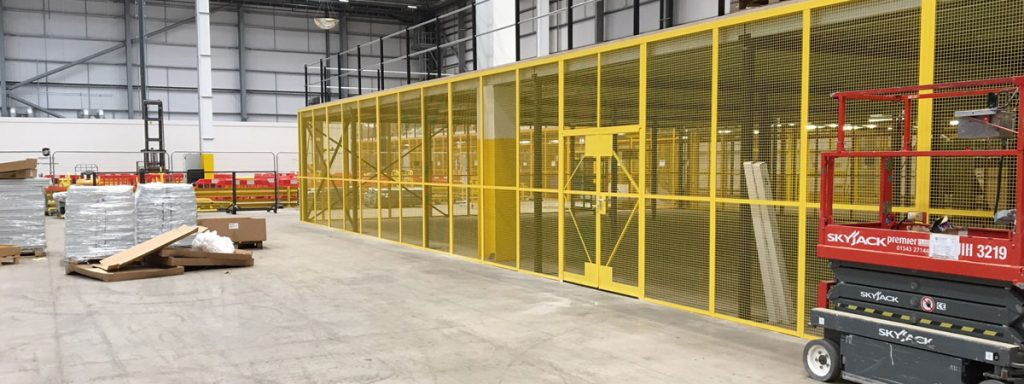 Mesh Partitioning UK
